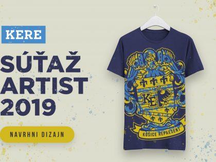 Súťaž KERE Artist 2019